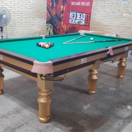 تولید و فروش انواع میز بیلیارد