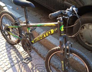 دوچرخه سایز ۲۰ تمام وسایل فابریک درحد نو