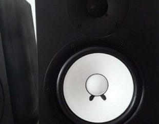 اسپیکر مانیتورینگ یاماها ۸ اینچ در حد نو yamaha 8