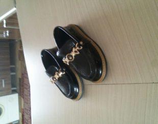 کفش مجلسی پسرانه سایز ۲۴