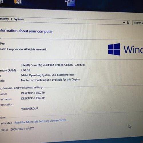 لپ تاپ مدل Dell 5110