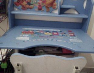 میز تحریر کودک همراه با صندلی