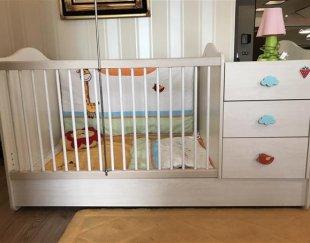 سرویس تختخواب نوزاد نوجوان برند چیلک ترکیه نو وتمیز