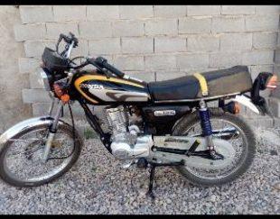 موتور سیکلت ۲۰۰ نیکتاز مدل ۹۷ کم کار و تمیز