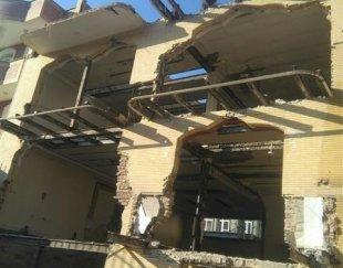 تخریب ساختمان .خاکبرداری وضایعات تبریز یاران