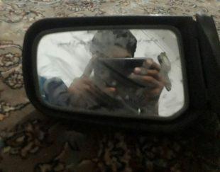 آیینه بغل ماشین پراید سمت شاگرد