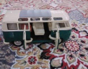 اتوبوس اسباب بازی سایز ۳