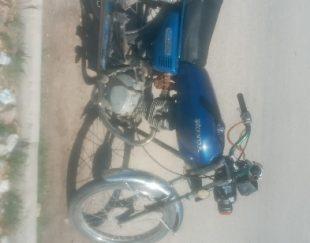 موتور سیکلت مدل ۸۵