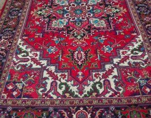یک جفت فرش هریس تاجر نقشه