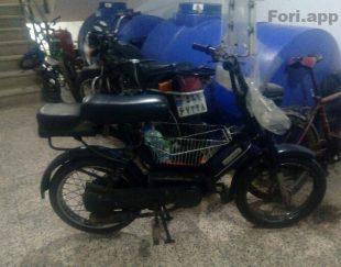 موتور براوو برای فروش