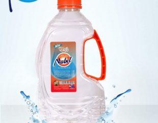فروش آب مقطر بسته بندی