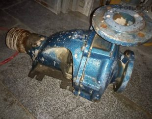 پمپ آب پشت تراکتور، گاردونی