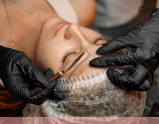 خدمات و آموزش آرایش دائم