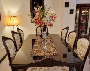 مبل و میز نهار خوری استیل