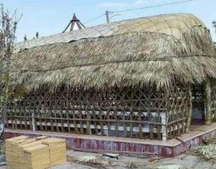 ساخت الاچیق سنتی