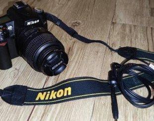 دوربین 📷 عکاسی و فیلمبرداری حرفه ای فوقِ تمیز  با کیف و کابل AUX    D90 NIKON