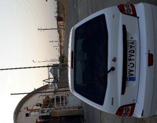 پراید۱۱۱ مدل ۹۵se سفید