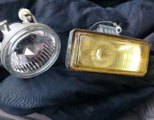 چراغ مه شکن لامپ