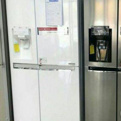 خرید یخچال ساید ال جی ۲۴۷ ظرفیت ۳۰ فوت از بانه
