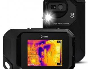 دوربین حرارتی جیبی فلیر مدل FLIR C2 – ترموویژن