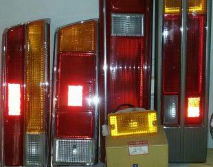 چراغ های کالانت و لنسر  و چراغ داخل سپر  اصل ژاپن ۳گل