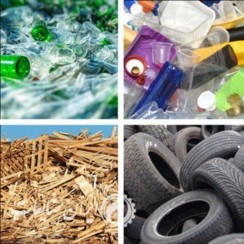 خرید انواع ضایعات فلزی وغیر فلزی.اهن کارتن پلاستیک