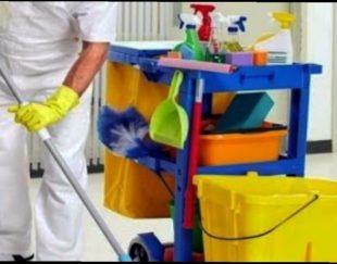 نیروی آبدارچی و نظافتچی خانم