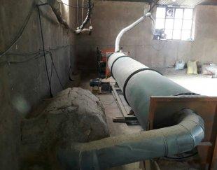 دستگاه تولید زغال پرسی