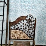 تخت تک نفره جنس محکم فرفوژه