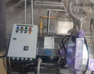 فروش دستگاه بخار کارواش نانو بخار