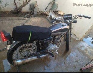 موتور سیکلت ۱۲۵ استارتی