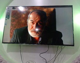 تلویزیون سامسونگ اسمارت ۴۹اینچ فول HD صحیح و سالم