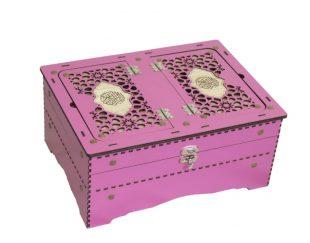 جعبه قران رحلی