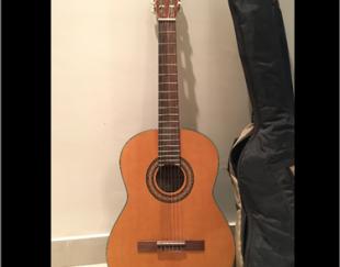گیتار کلاسیک بارسلونا اصل بهمراه مترونوم wittner