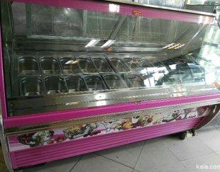 فروش تاپینگ بستنی