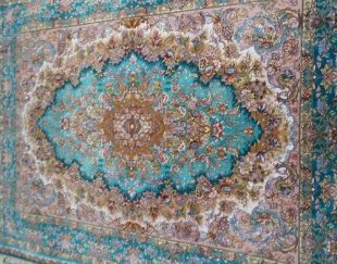 قالیچه ابریشم