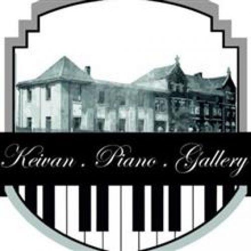 گالری پیانو کیوان