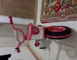 فروش دوچرخه Bubsy در حد نو