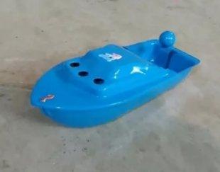 قایق بخار تندر