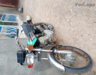 موتور هوندا تمیز مدل ۸۲