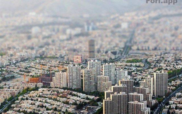 قیمت آپارتمان در تهران ۲ مرداد ۱۴۰۰