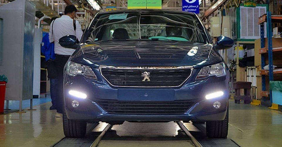 قیمت خودروهای سایپا و ایران خودرو امروز ۵ مرداد ۱۴۰۰