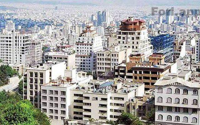 قیمت آپارتمان در تهران- ۶ مرداد ۱۴۰۰