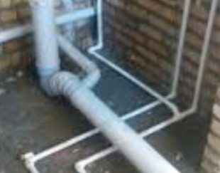 لوله کشی ساختمان نصب وتعمیر آب وفاضلاب