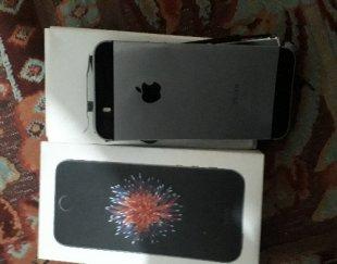 گوشی اپل ایفون اس ای تاچ السیدی شکسته کارتون دار