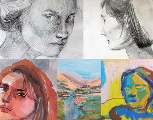 آموزش نقاشی، طراحی و هنرهای جدید