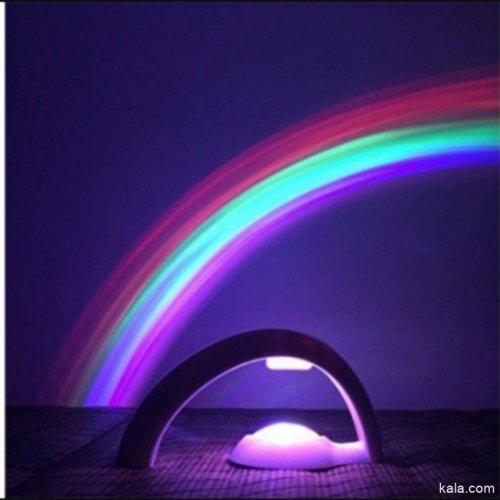 چراغ خواب رنگین کمانی Lucky Rainbow