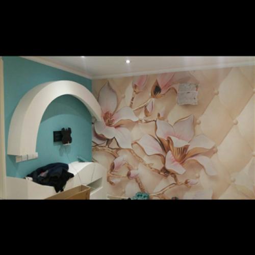 نصب و فروش انواع کاغذ دیواری خارجی و ۳بعدی