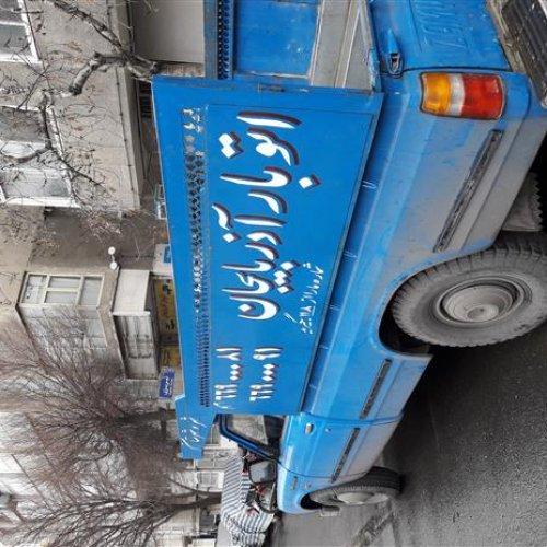 اتوبار و باربری در مرکز تهران