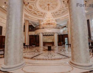 ۳۱۵ متر الهیه(فرشته) نوساز تک واحدی قابل سکونت  شاهکار معماری